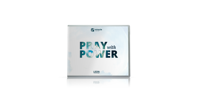 Pray with Power Audio Download