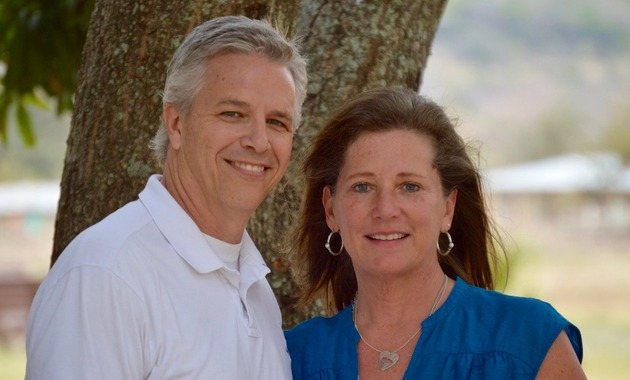 Bryan and Susan Arthur Support